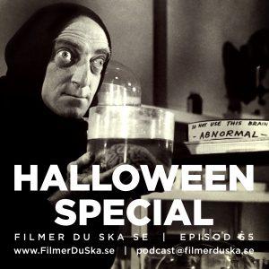 Episod 55: Halloweenspecial