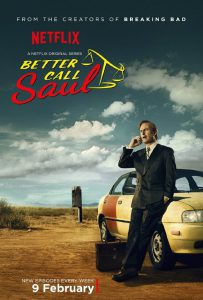 BETTER CALL SAUL – Säsong 1-2 (2015-)