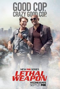 LETHAL WEAPON – Säsong 1 (2016)