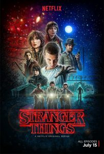 STRANGER THINGS – Säsong 1 (2016)