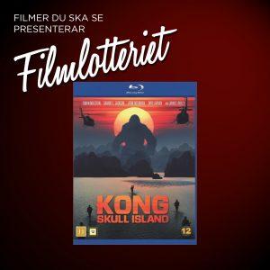 """Vi lottar ut """"Kong – Skull Island"""""""