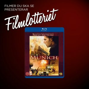 "Vi lottar ut ""Munich"""