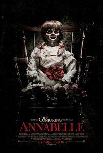 Recension av Annabelle (2014)