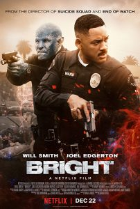 Recension av Bright (2017)
