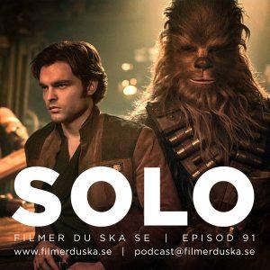 Episod 91: Solo