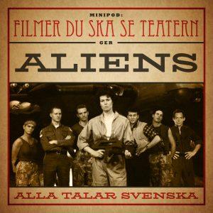 Radioteater: Aliens – Del 1