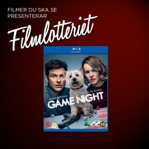 "Vi lottar ut ""Game Night"""