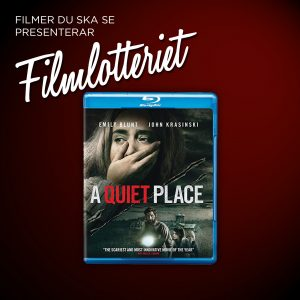 "Vi lottar ut ""A Quiet Place"""