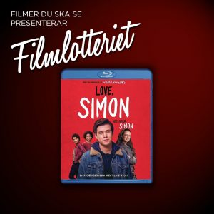 "Vi lottar ut ""Love, Simon"""