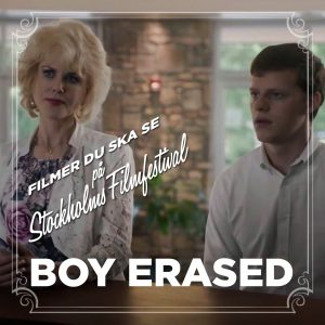Stockholms Filmfestival: Boy Erased – Recension