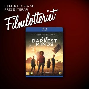 "Vi lottar ut ""The Darkest Minds"""